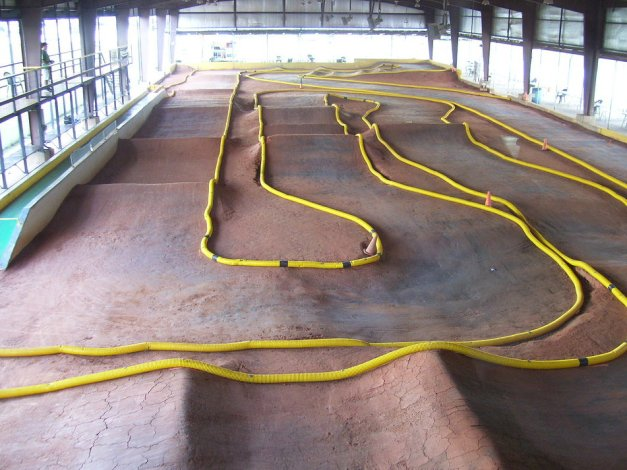 Gulf Coast Raceway, Porter Texas