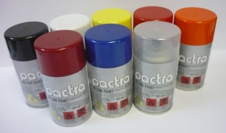 PACTRA paint