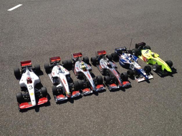 Templestowe Flat Track Racers