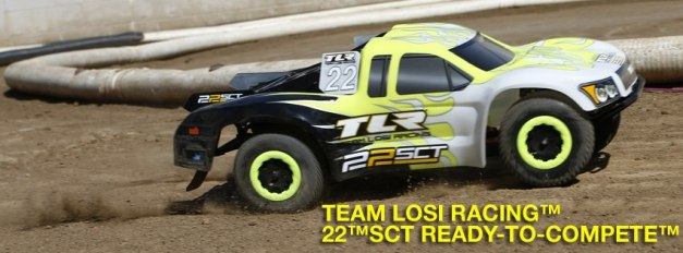 TLR 22SCT Ready to Compete