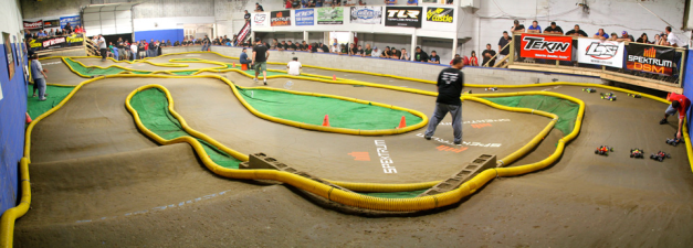 RC Excitement Indoor Offroad