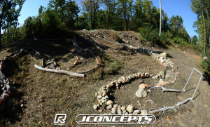 RC Excitement, Fitchburg, MA. Scale Trail Course