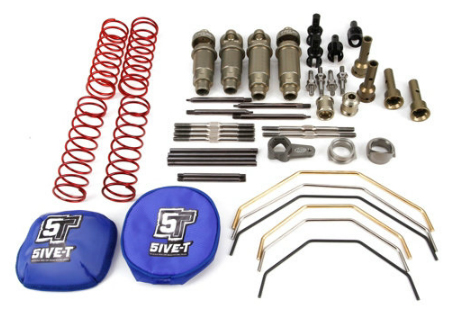 TLR Tuning Kit: 5IVE-T. Part# TLR351000