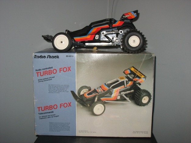 1986 Radio Shack Turbo Fox
