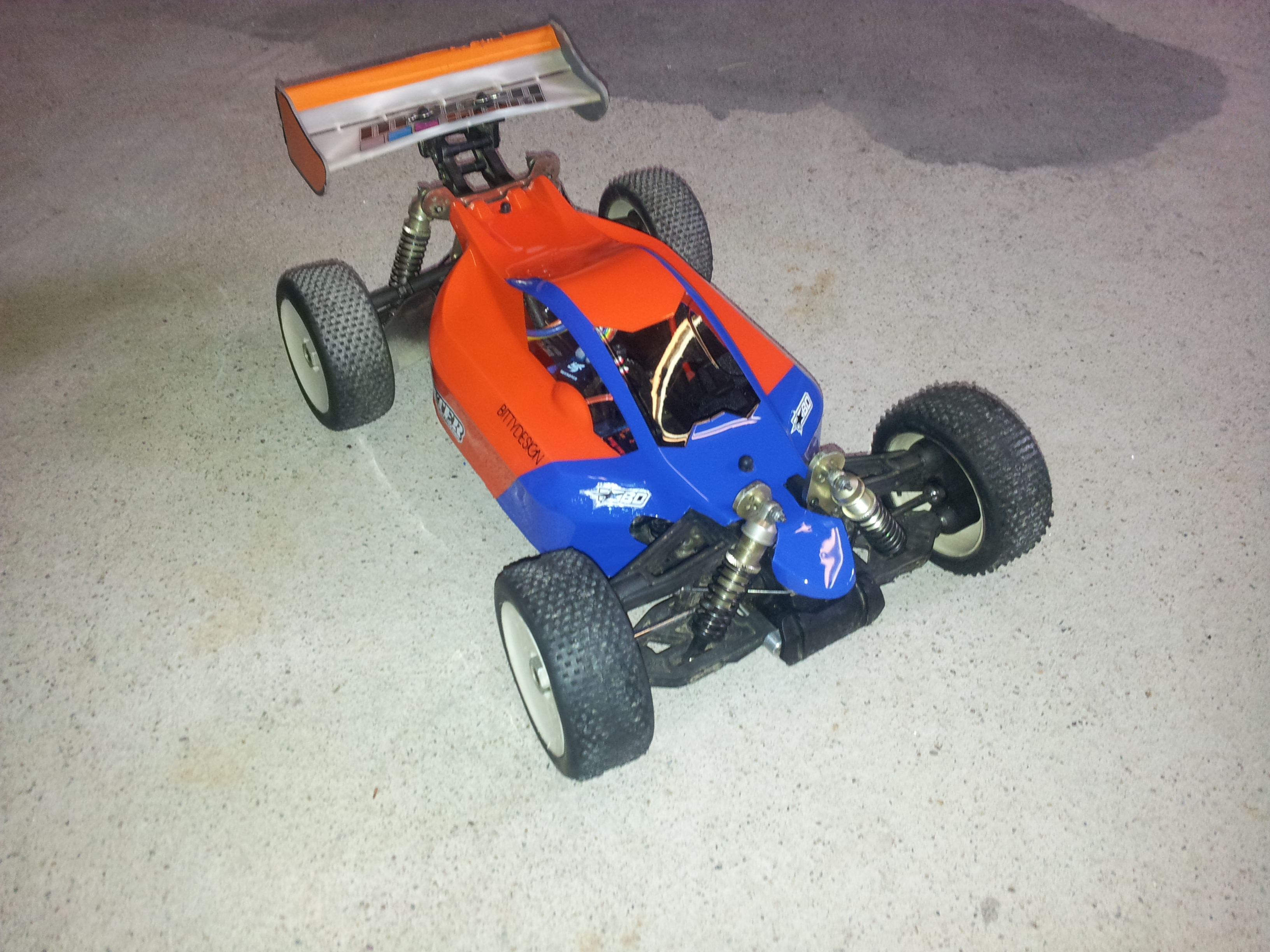 Cut Rc Body Before Or After Paint