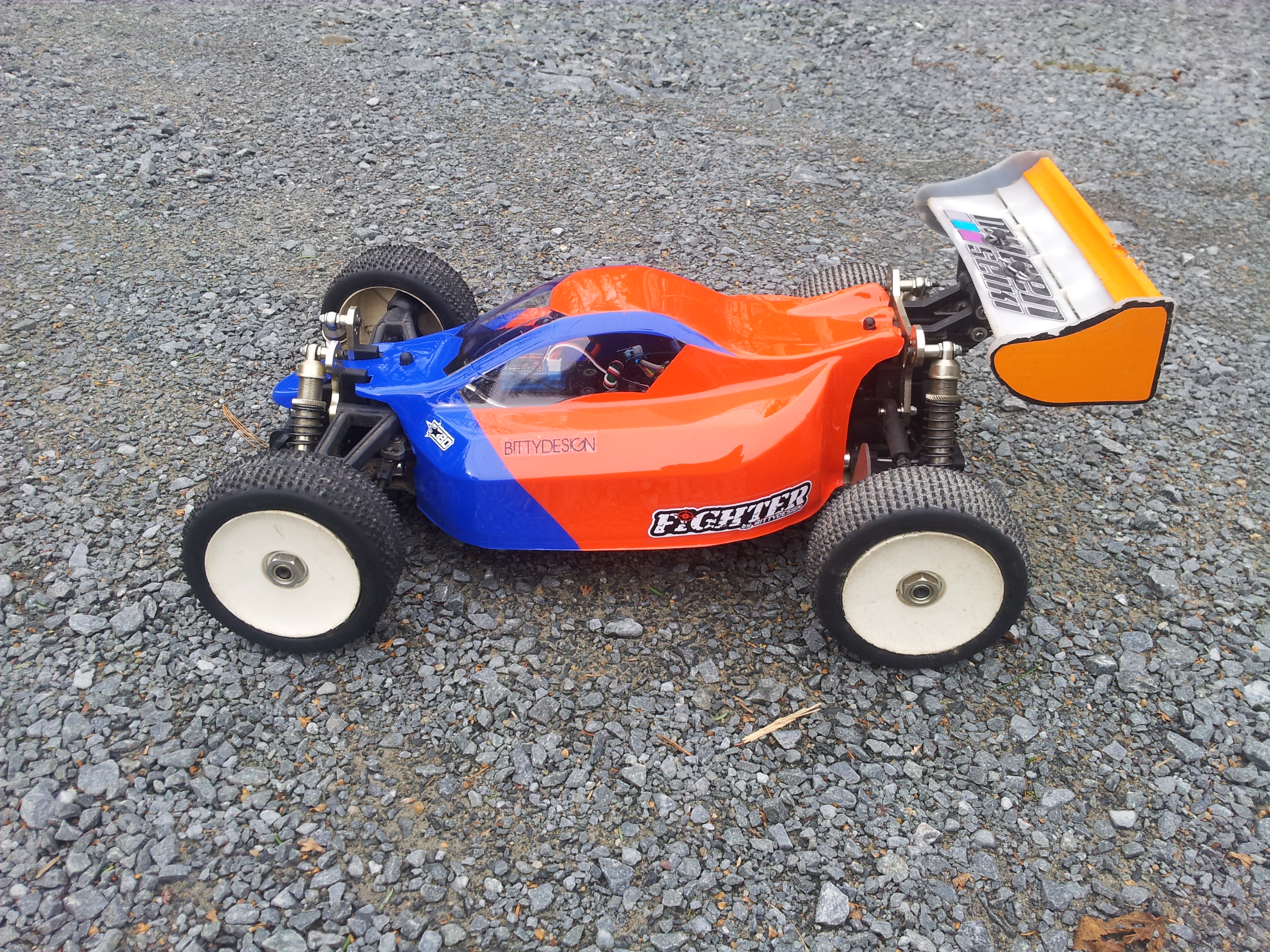 Rc Nitro Paint Jobs