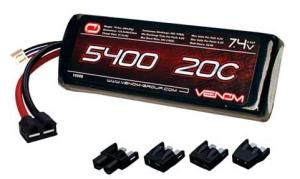 venom lipo battery