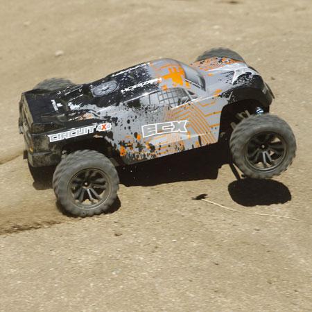 ECX 4WD Circuit