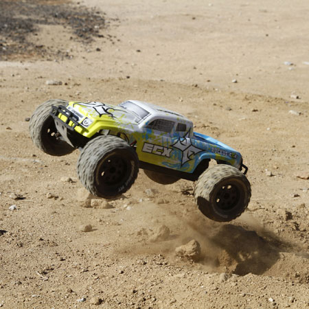 ECX 4WD Ruckus