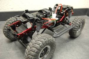 SCX10 Short Wheelbase Chassis Conversion Kit 2