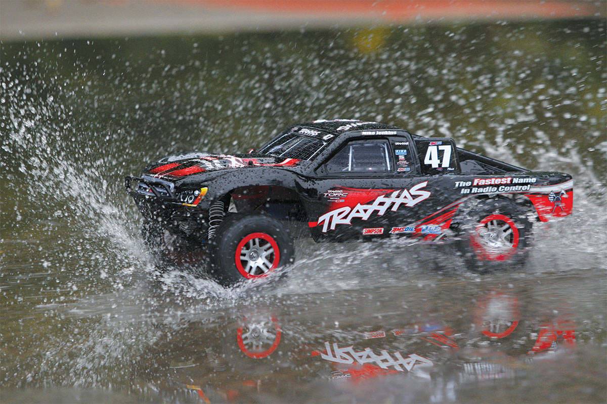 waterproof 4wd rc trucks with Traxxas Slash 4x4 Upgrades on Traxxas Rc Cars further Ecx 118th Torment 4wd Rtr Short Course Truck moreover Tra56076 4 additionally Axial Max D Monster Jam as well Traxxas Slash 4x4 Upgrades.