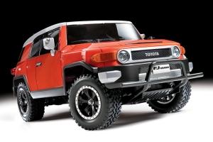 Tamiya Toyota FJ Cruiser