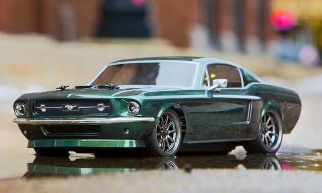 Vaterra Mustang