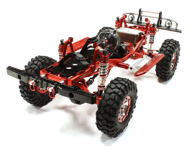 Team Integy. 1/10 Trail Roller 4WD Off-Road Scale Crawler