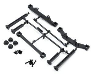 Pro-Line Extended Body Mounts. Slash 4x4