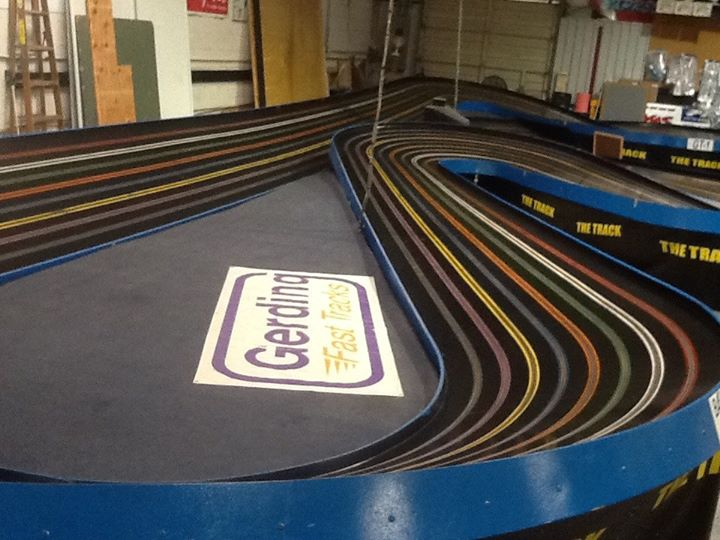Featured Track The Track Sackville Rc