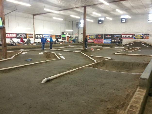 Tacoma R/C Raceway. Tacoma Washington