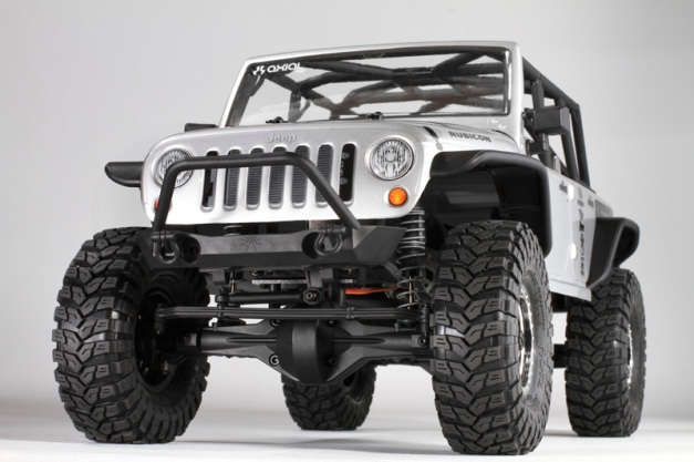 Axial SCX10 Jeep Rubicon 4WD
