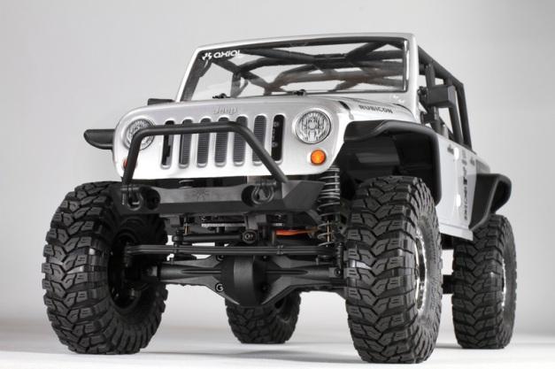 Axial SCX10 Jeep Rubicon 4WD