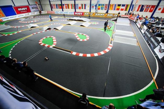Hudy Racing Arena