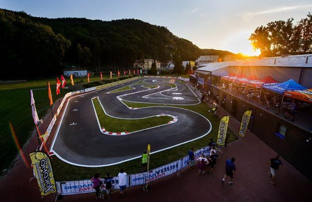 Hudy Racing Arena, Trencin, Slovakia