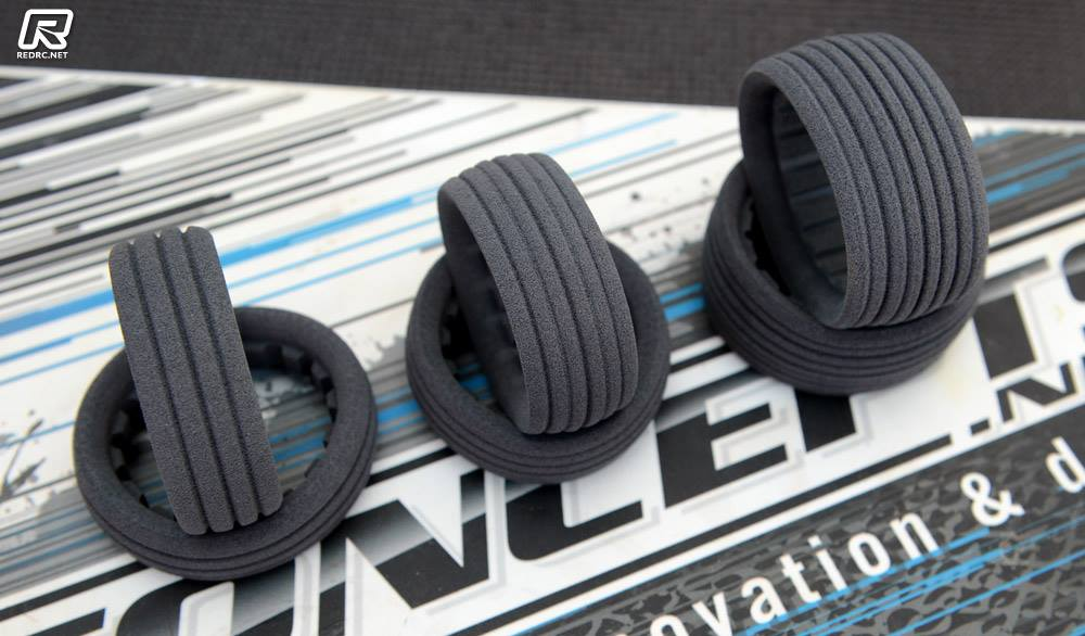 JConcepts release new 1/10th Dirt-Tech Inserts. Complete details at 1