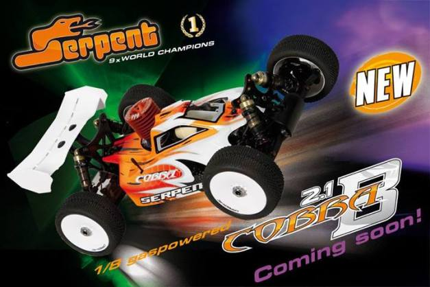 Serpent Cobra Buggy Kit 2.1