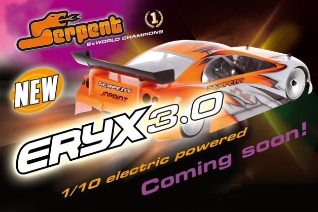 Serpent ERYX 3.0