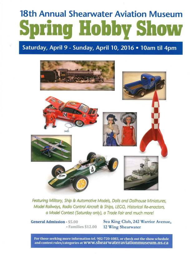 Hobby show poster 2016