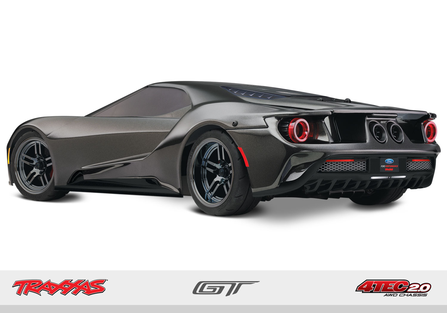 traxxas rolls out a ford gt sackville rc. Black Bedroom Furniture Sets. Home Design Ideas