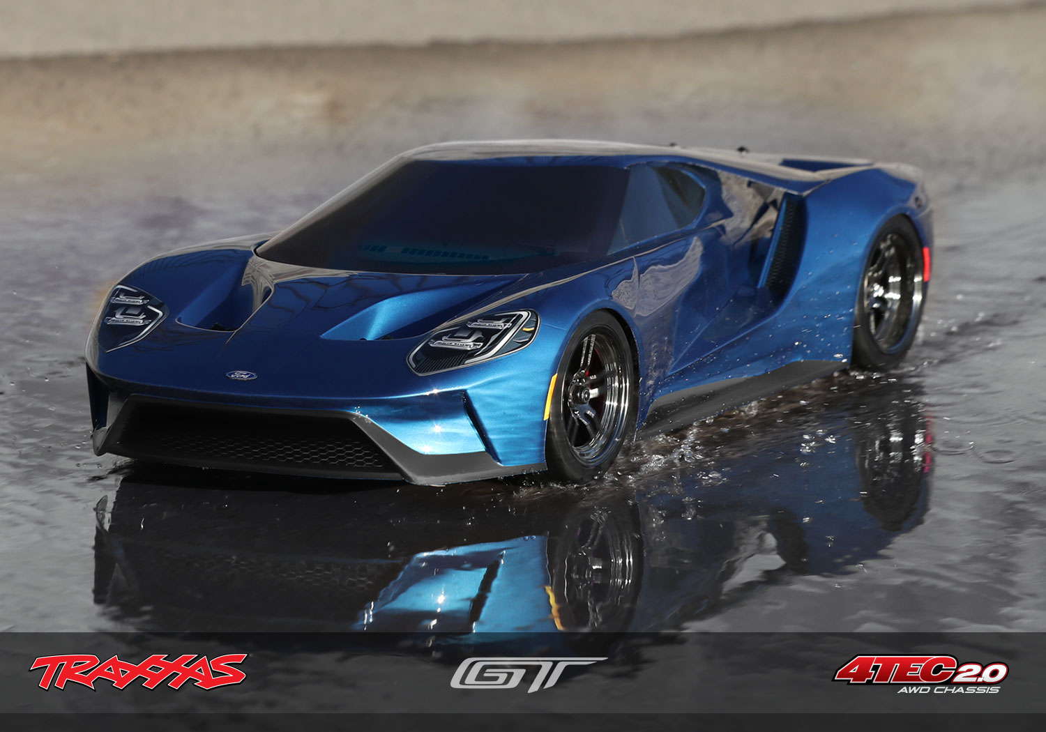 ... officially licensed ford gt the rtr ford gt will feature a new dual